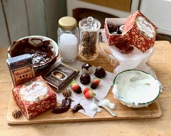 Truffle Board by Betsy Niederer IGMA
