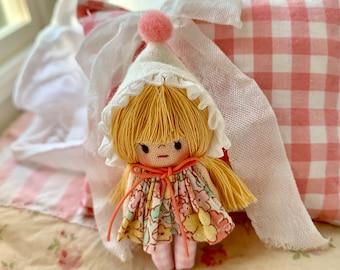 Tiny Handmade Dolly