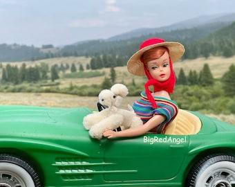Vintage Barbie Flying D Ranch Fine Art Photograph