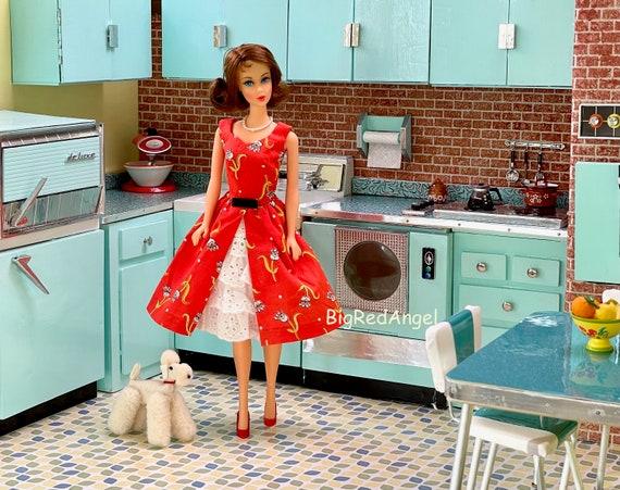 Barbie Retro Kitchen