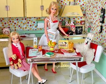 Barbie School Day Fine Art Photograph