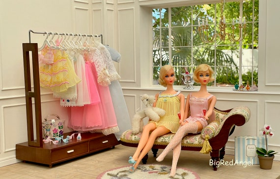 Vintage Barbie Lingerie Love