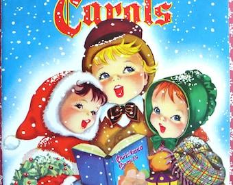 Vintage Christmas Carols Mint Circa 1951