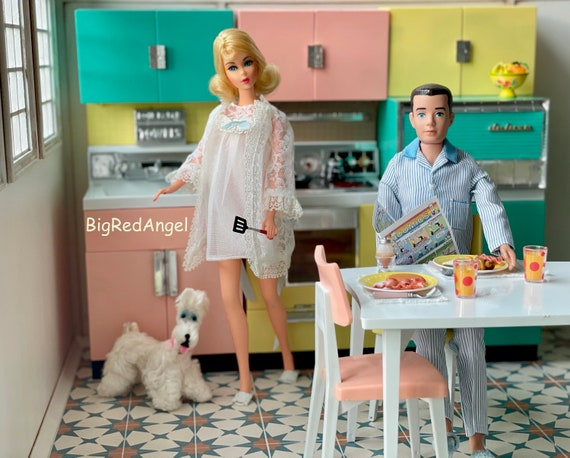Barbie & Ken Sunday Breakfast