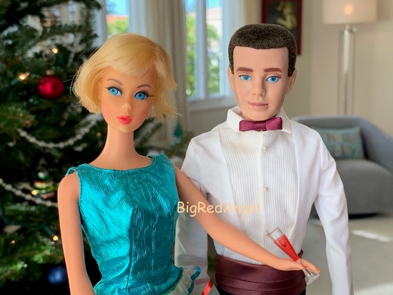 Ken & Barbie's Holiday Home