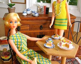 Vintage Twiggy Do's Dress