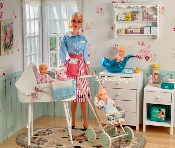 Vintage Barbie The Baby Sitter