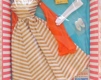 Vintage Barbie Holiday Dance #1639 NRFB