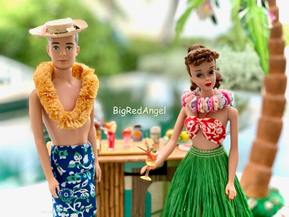 Barbie & Ken In Hawaii