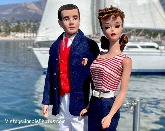 Barbie & Ken Yachting
