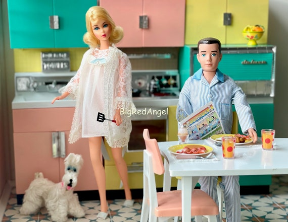 Barbie & Ken Sunday Breakfast