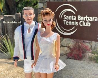 Vintage Barbie Tennis Anyone Fine Art Photograph