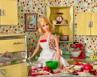 Barbie Apple Pie Time Fine Art Photograph