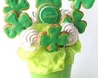 Custom Cookie Arrangement by Little Hope Cakes