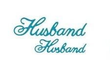 Cheery Lynn Designs Metal Die Husband Etsy