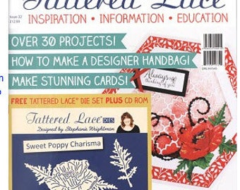 The Tattered Lace Magazine - Issue 32