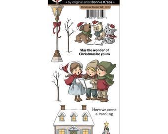Art Impressions Stamp  Set - Christmas Wonder