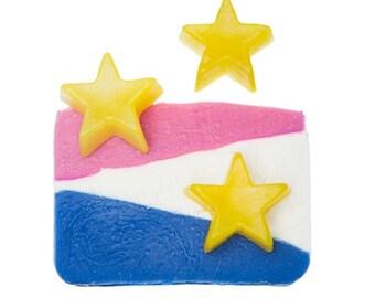 Beneath the Stars Soap, Fun Soap, Kids Soap, Soap for Kids, Toy Soap, Homemade Soap, Natural Soap, Soap Handmade, Soap For Men, Mens Soap
