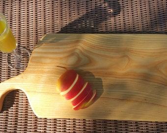 Solid Maple Cutting or Serving board