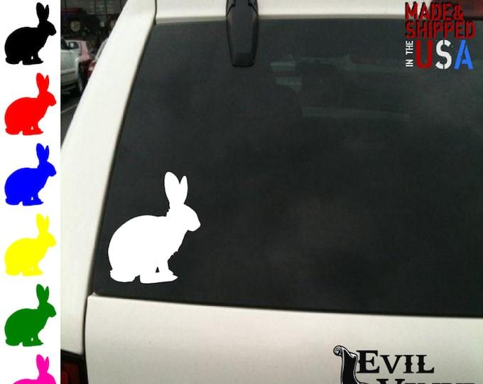 Rabbit Decal Sticker