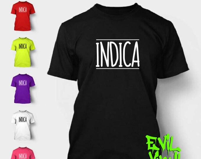 Marijuana Indica T-Shirt