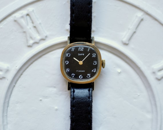 "Soviet watch ""Zaria"" ,Russian watch ,Vintage Watch"