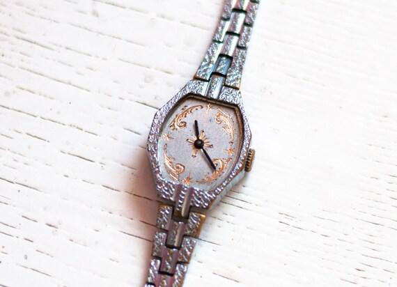 Womens watch, Elegant watch, engraved  watch, Sovi