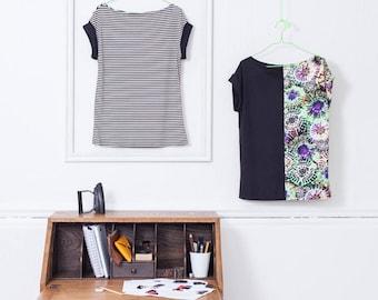Beginner's Guide to Dressmaking - T-Shirt PDF Pattern