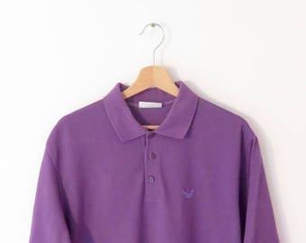 ADIDAS Verein Sylt Germany Sport Polo Shirt, sz. XL