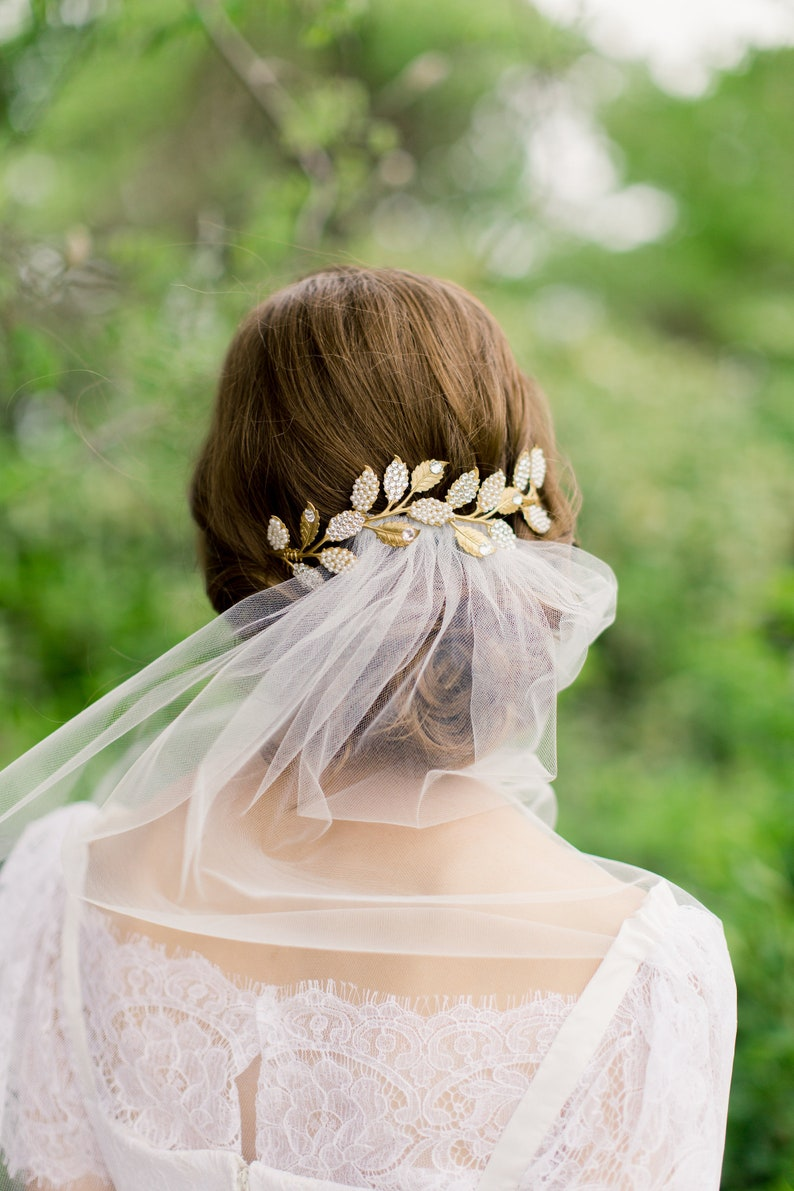 pearl bridal headpiece luxury Style 359 wedding hair accessories bridal hair vine crystal wedding headpiece crystal bridal headpiece