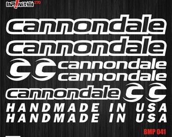 cannondale sticker  Cannondale decal | Etsy