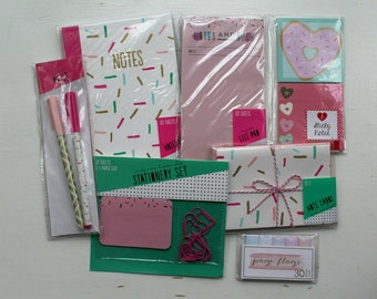 Sprinkle and Sweets Stationery Set