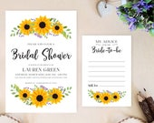 Bridal shower invitations...
