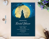 Starry night bridal showe...
