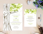 Tree Wedding Invitations ...