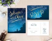 Under the stars wedding i...