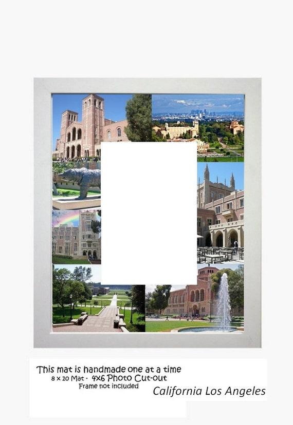 University of California Los Angeles UCLA Picture Frame Photo | Etsy