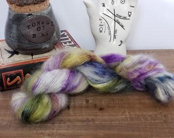 New Moon Kid Silk- Lace weight Yarn- Mohair- Silk- Amulets