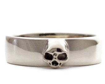 Fine Skull Jewelry For Skull Engagement Or Goth Par Kipkalinka