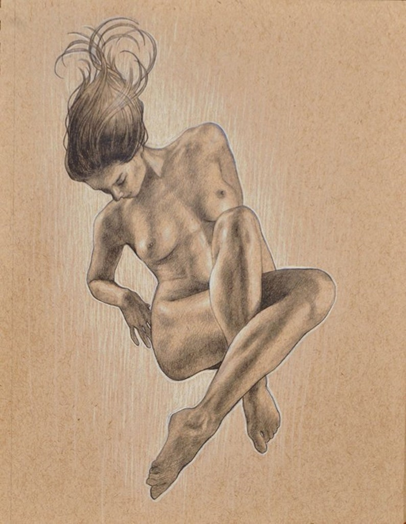 Nude fairy drawings Nude Photos 20