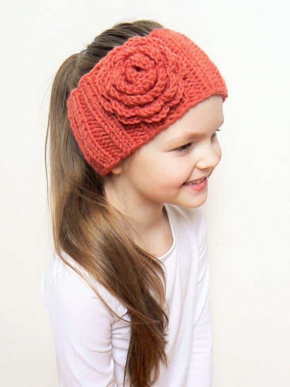 Knit Headband Ear Warmer Head Wrap Girls Head Band Ear  66a37a97ff6