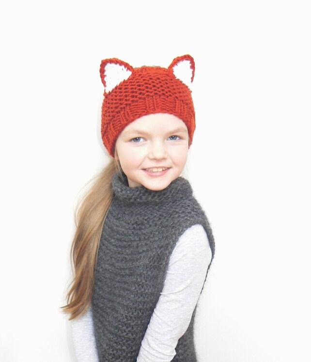 Fox venda venda de las muchachas diadema de orejas de zorro | Etsy