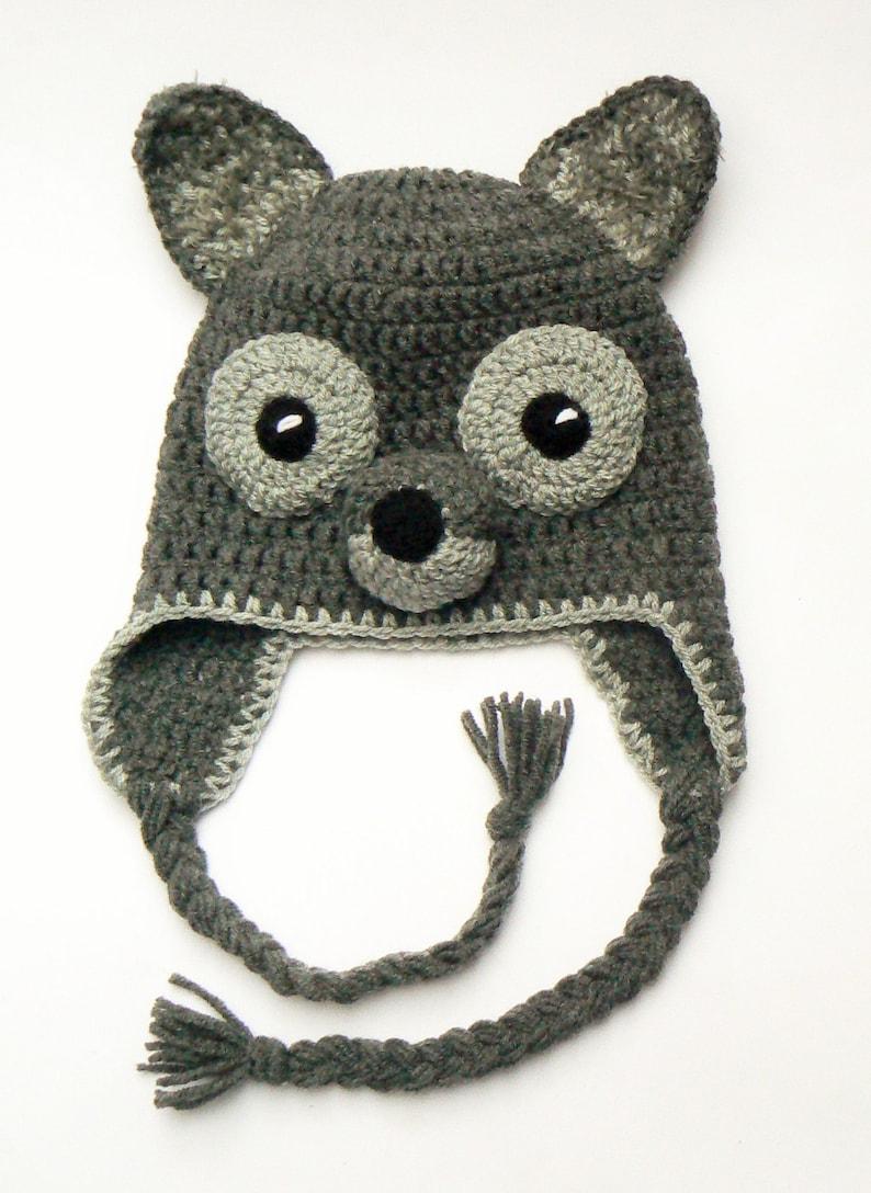 Kindermütze Strickmütze Für Kinder Tier Motiv Wintermütze Jungen-accessoires