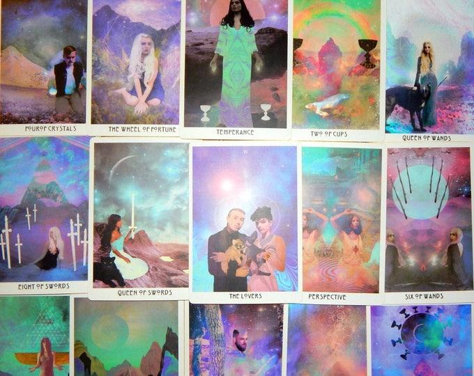 SPIRITUAL or GENERAL (3 month) 1 Topic Tarot Card Reading using Starchild Tarot
