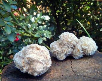 DESERT ROSE Selenite, large Gypsum natural gemstone - hand-picked Reiki Wicca Pagan Energy-work Tool