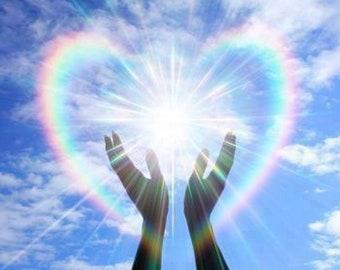 DISTANCE HEALING Reiki same day (24 hours) consultation and reiki chakra alignment