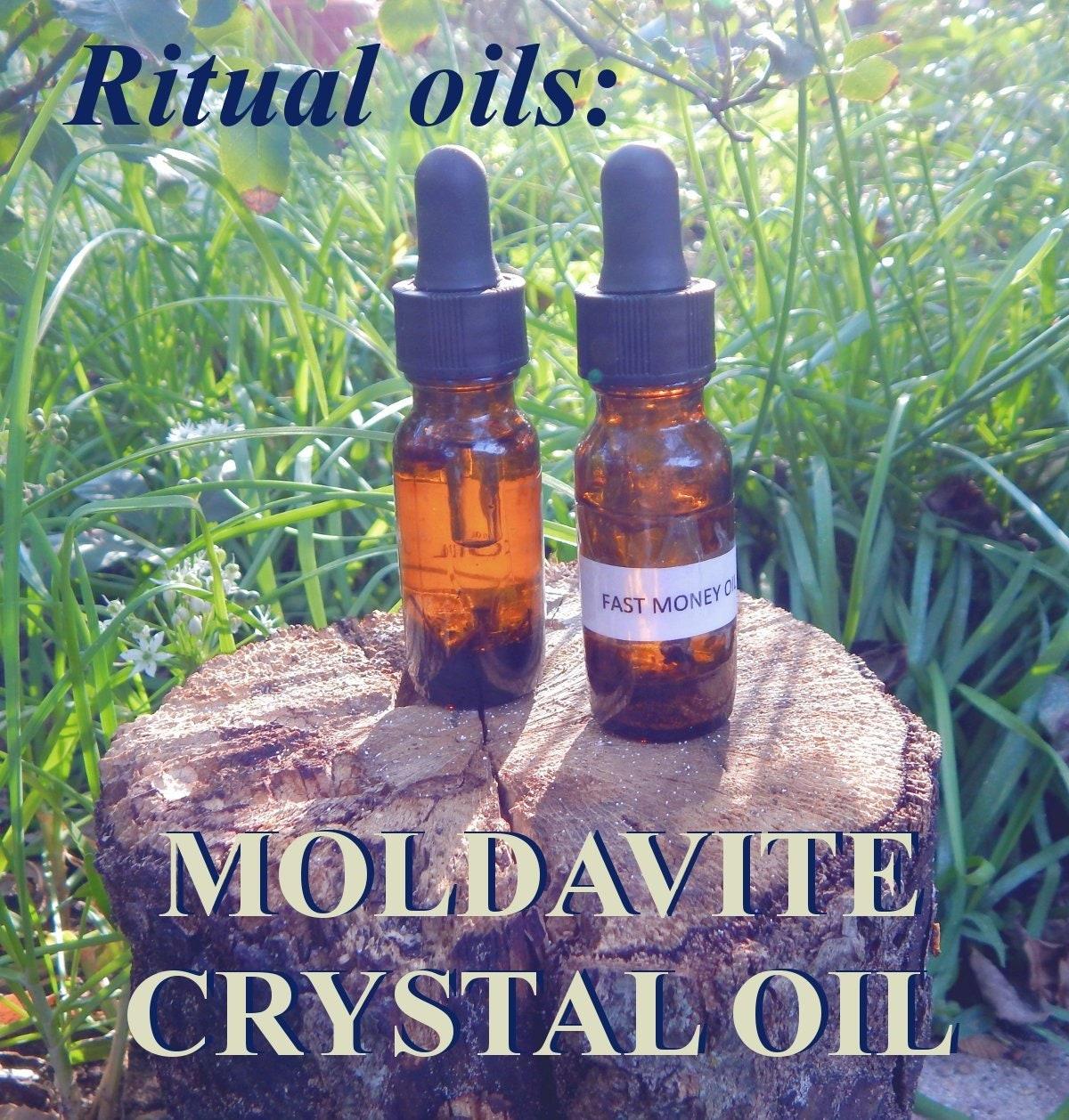 Spiritual Oils For Money