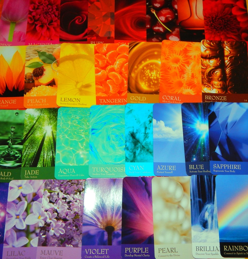 7 CARD Rainbow Chakra Reading - Secret language of color oracle reading by  Gifted psychic medium Lady Astrelle Wolfsong