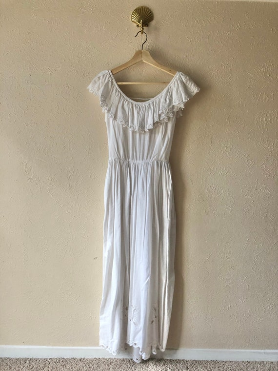 Vintage Oscar de la Renta by swirl dress