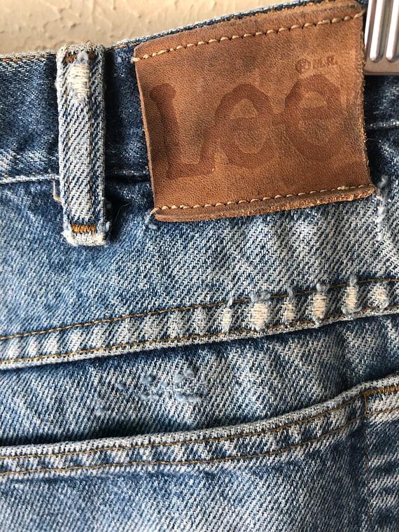 Vintage Lee jeans 34x29